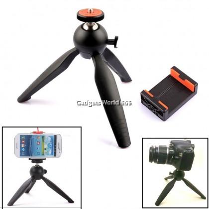 100% Yunteng YT-228 Mini Tripod Selfie Stand For Monopod/Phone/Camera/GoPro Steady Handle 5.0