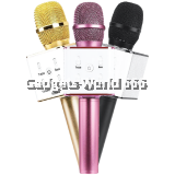 Wireless Microphone Q7