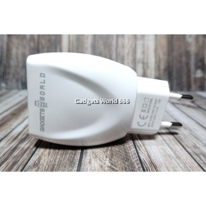 GW666 Travel Charger MY-221 2.4A Max
