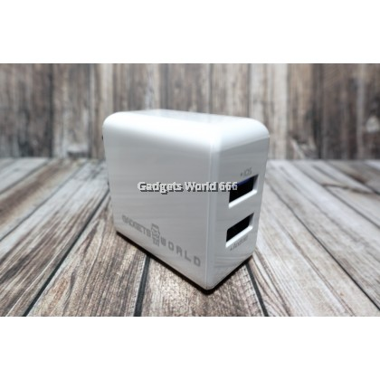 GW666 Travel Charger MY-226 2.1A Max