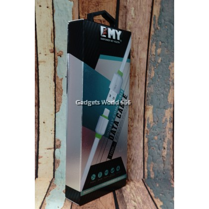 100% Original EMY Data Cable MY-443 (Micro)