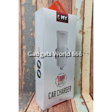 Emy Car Charger MY-110