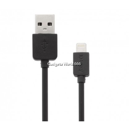 Remax RC-06 Light Lightning USB Fast Charge & Data Transfer Cable