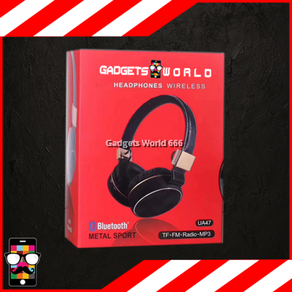 GW36 UA47 Bluetooth Headphone