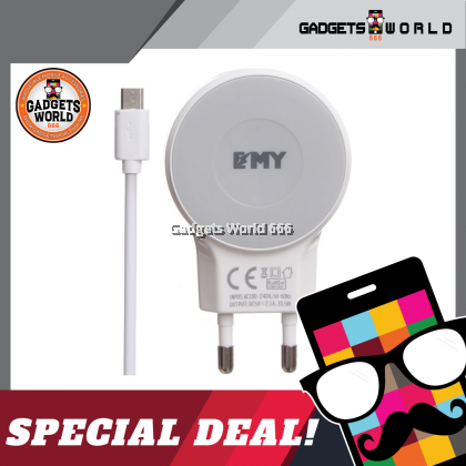 100% EMY Travel Charger MY-269