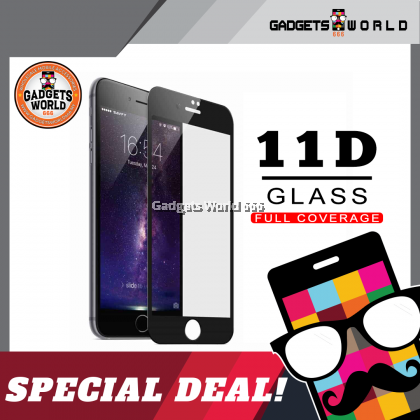 Glass 11D Iphone 6