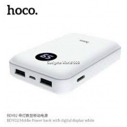 HOCO BDY02-10000 Digital Display Power Bank