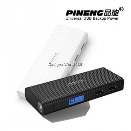 Pineng PN-953 10000mAh LCD Display Power Bank