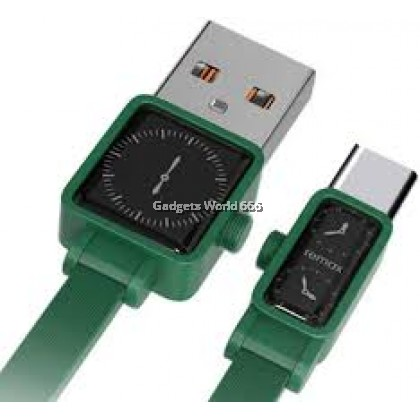 Remax RC-113a 2.4A Fast Charging Watch Data USB Cable Type-C