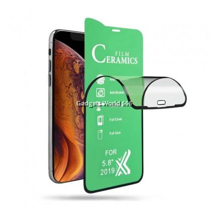 100% GLASS 9D CLEAR CERAMIC MI A3