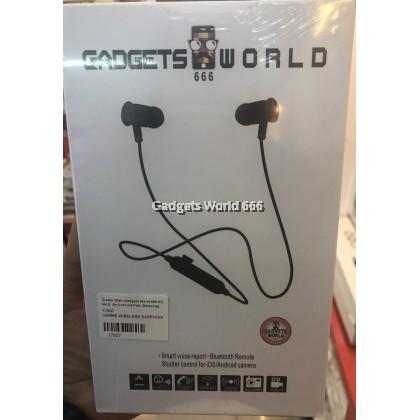 100% GW666 WIRELESS EARPHONE
