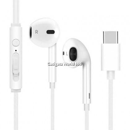 100% GW666 EARPHONE TYPE-C