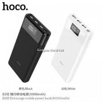 HOCO B35E Entourage Mobile Power Bank ( 30000mAh )