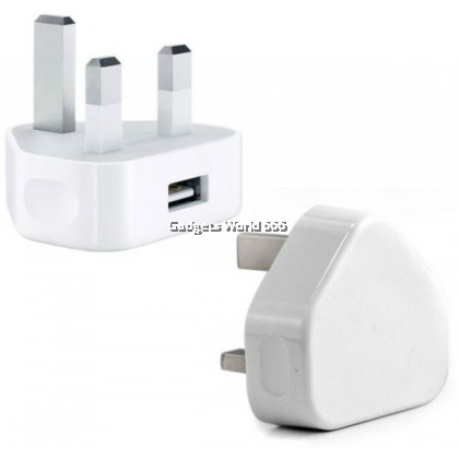 USB POWER ADAPTER 1 PORT WALL CHARGER POWER ADAPTER