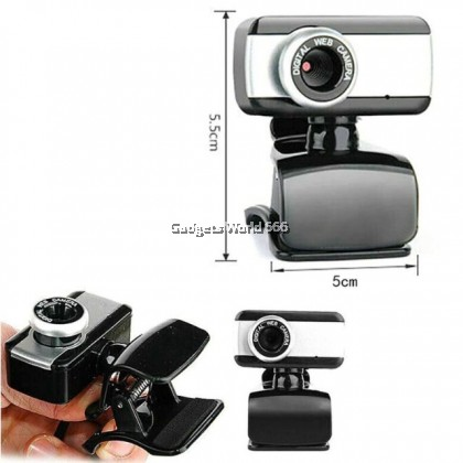100% PREMIUM QUALITY MODEL-517 USB PC WEBCAM