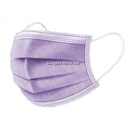 Face Mask Disposable Earloop 3ply Face Masks Civilian Mask Non Medical(50pcs)