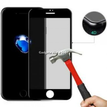 TEMPERED GLASS FULL COVERAGE SCREEN PROTECTOR CLEAR FOR IP6/IP6+/IP7/8/IP7+/8+