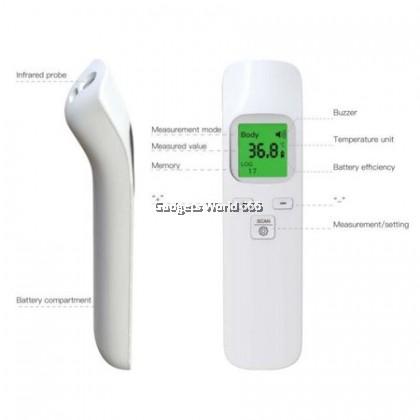 GP-100 Mini Pro Digital Forehead Non-Contact Thermometer Penembak Check Suhu Alat Test Suhu Tempature
