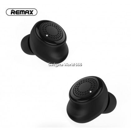 REMAX True Wireless Stereo Earbuds TWS-2S Bluetooth V5.0 Earphones HiFi Sound HD Calls Mini Comfortable Headset