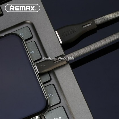 Remax RC-090i IP USB Full Speed Pro Charging USB Data Cable