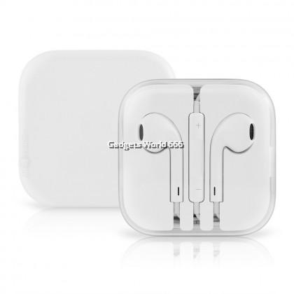 Earpod With Remote & Mic For Apple IPhone IPad IPod Samsung Vivo Huawei Oppo