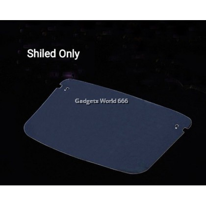 Face Shield Anti Virus Protection / Anti Fog Protect Face Cover / Transparent Face Shield