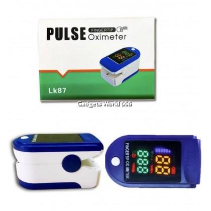 LK87 Finger Pulse Oximeter Fingertip Pulse Oxymeter Medical Equipment With Sleep Monitor Heart Rate Spo2 PR
