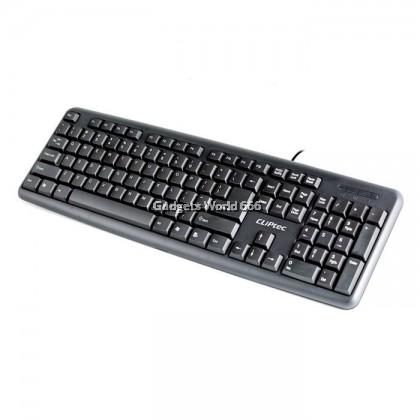 CLiPtec KLASSIC USB Standard Keyboard RZK247