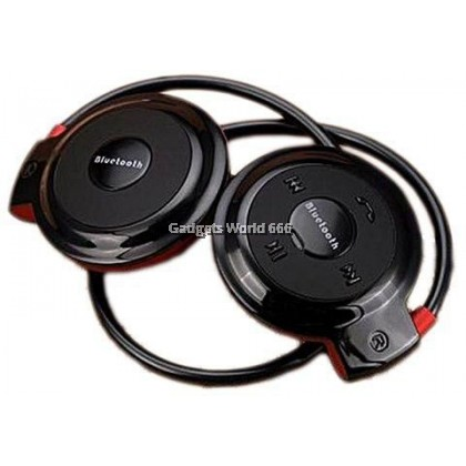 100% Mini 503 Wireless Headphone Stereo Sport Headset Bluetooth Headphone Handsfree Support TF Card FM