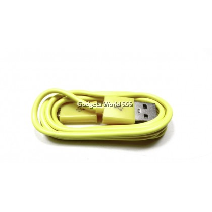 Colour Round Micro USB Cable Charging