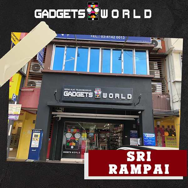 Gadgets World Sri Rampai (KL)