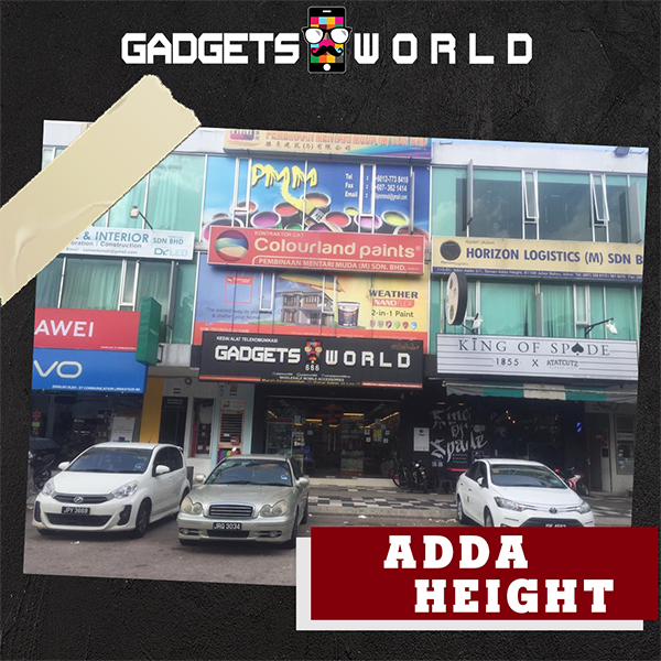 Gadgets World Adda Height (Johor)