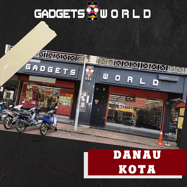 Gadgets World Danau Kota (KL)